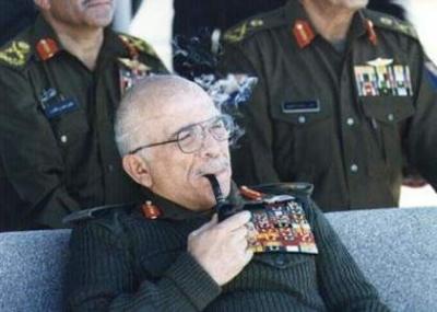 ولد الملك الحسين بن طلال ثالث ملوك المملكة الأردنية الهاشمية