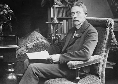 ولد الطبيب الدنماركي أوجست كروج August Krogh