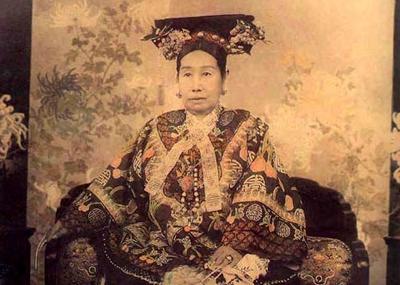 وفاة الإمبراطورة الصينية تسي شي Empress Dowager Cixi