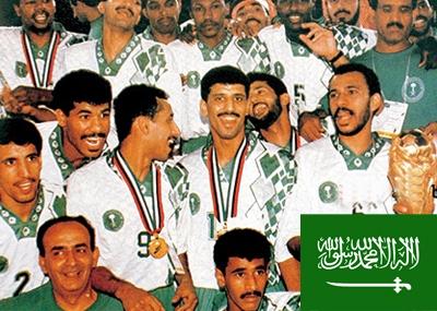 المنتخب السعودى لكرة القدم يحقق لقب كأس الخليج للمرة الأولى في تاريخه