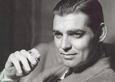 وفاة الممثل الأمريكى كلارك جيبل Clark Gable