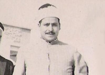 ولد الشيخ أحمد الشرباصي