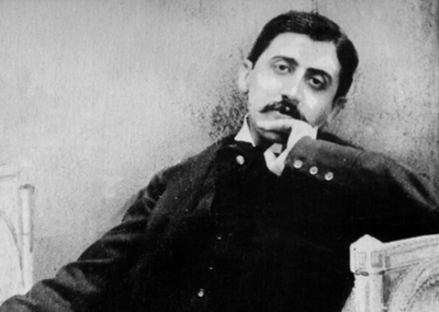 وفاة الروائي مارسيل بروست Marcel Proust