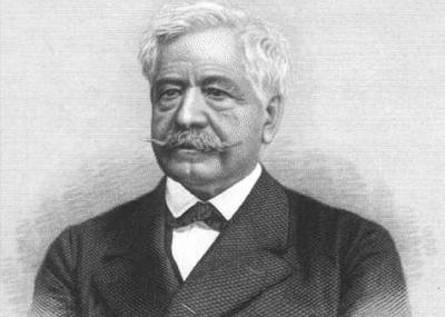ولد فرديناند دي ليسبس Ferdinand de Lesseps