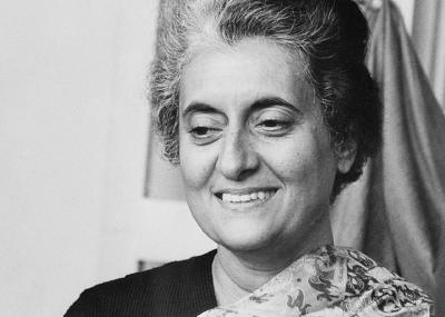 ولدت أنديرا غاندي Indira Gandhi