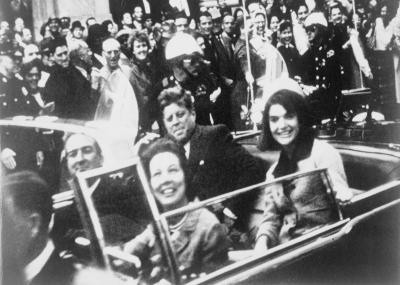 إغتيال رئيس الولايات المتحدة جون كينيدي John F. Kennedy