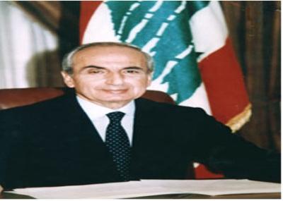 إغتيال رئيس الجمهورية اللبنانية رينيه معوض