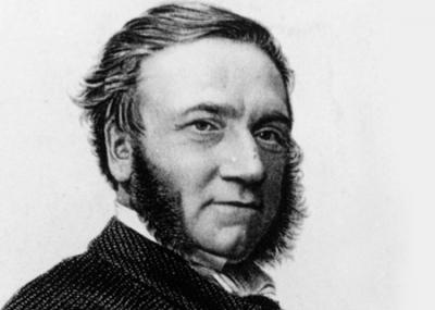 ولد جون هارفارد John Harvard كبير مؤسسي جامعة هارفارد