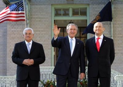 مؤتمر أنابوليس للسلام في الشرق الأوسط