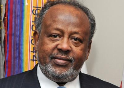 ولد رئيس جيبوتي إسماعيل عمر جيله