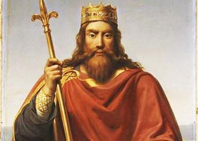 وفاة ملك الفرنجة كلوفليس الأول Clovis I