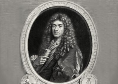 ولد الموسيقار جون باتيست لولي Jean-Baptiste Lully