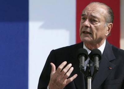 ولد الرئيس الفرنسي جاك شيراك Jacques Chirac