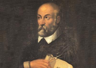 ولد المهندس المعماري أندريا بالاديو Andrea Palladio