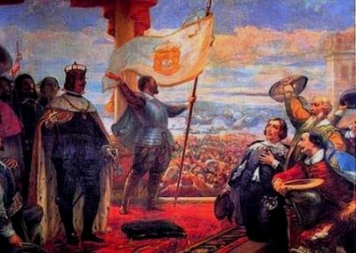 الملك جون الرابع John VI ملكاً للبرتغال