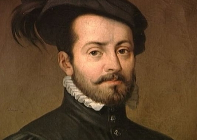 وفاة المستكشف الإسباني إرنان كورتيس Hernán Cortés