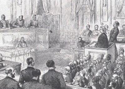 محاكمة زعماء الثورة العرابية في مصر