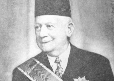 توفي المؤرخ المصري عبد الرحمن الرافعي
