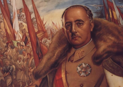 ولد الديكتاتور الإسباني فرانسيسكو فرانكو Francisco Franco