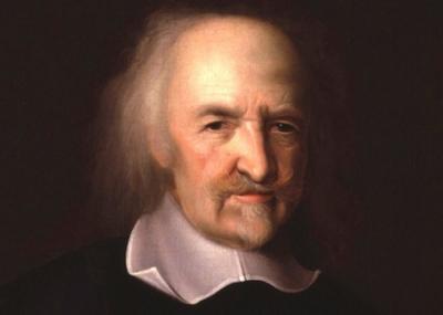 وفاة الفيلسوف الإنجليزي توماس هوبز Thomas Hobbes