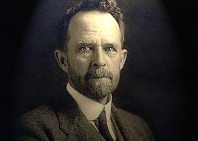 وفاة الطبيب الأمريكي توماس هانت مورجان Thomas Hunt Morgan