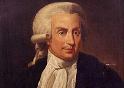 وفاة الطبيب الإيطالي لويجي جالفاني Luigi Galvani