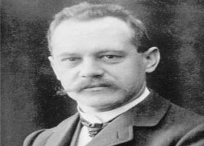 ولد عالم الفيزياء أرنولد سومرفيلد Arnold Sommerfeld