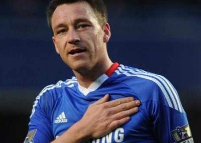 ولد لاعب كرة القدم الإنجليزي جون تيري John Terry