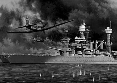 الهجوم على بيرل هاربر Pearl Harbor