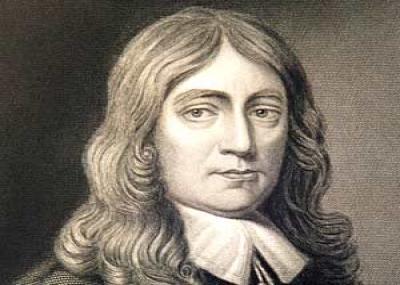 ولد الشاعر الإنجليزي جون ميلتون John Milton