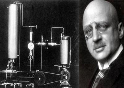 ولد عالم الكمياء فريتز هابر Fritz Haber