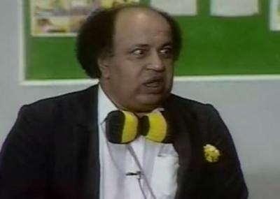 وفاة الممثل المصري غريب محمود