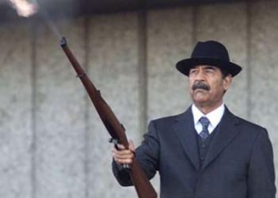 """إلقاء القبض على صدام حسين """"عملية الفجر الأحمر"""""""