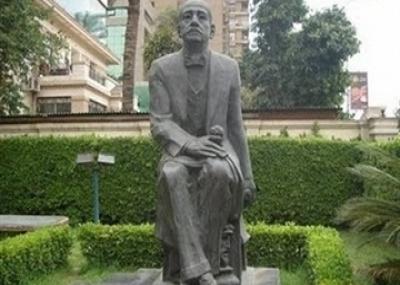 وفاه أمير الشعراء أحمد شوقي