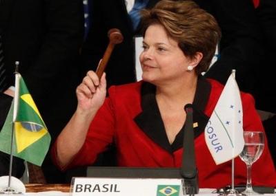 ولدت ديلما روسيف Dilma Rousseff رئيسة البرازيل السادسة والثلاثين