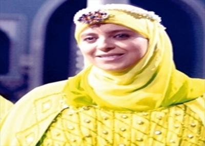 ولدت الممثلة عبير جلال الشرقاوي