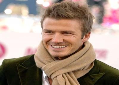 ولد ديفيد بيكهام لاعب كرة القدم David Beckham