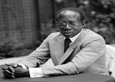 وفاه أول رئيس للسنغال ليوبولد سنغور Léopold Sédar Senghor