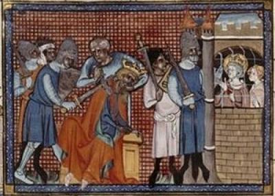 وفاة توران شاه ملك مصر والشام