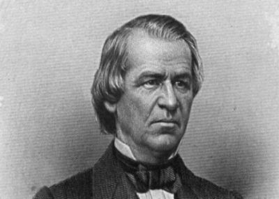 ولد الرئيس السابع عشر للولايات المتحدة الأمريكية أندرو جونسون Andrew Johnson