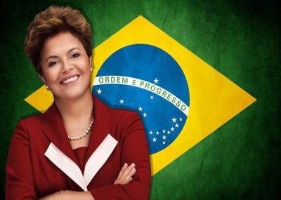 """أول امرأة تتولى الرئاسة في البرازيل """"ديلما روسيف Dilma Rousseff"""""""