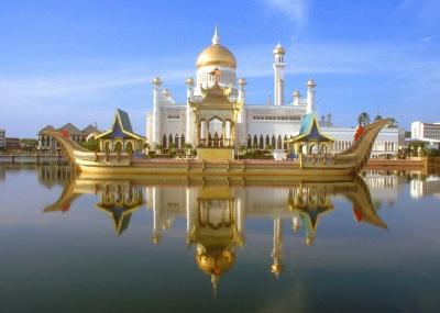 استقلال سلطنة بروناي