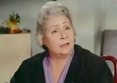وفاة دولت أبيض الممثلة المصرية