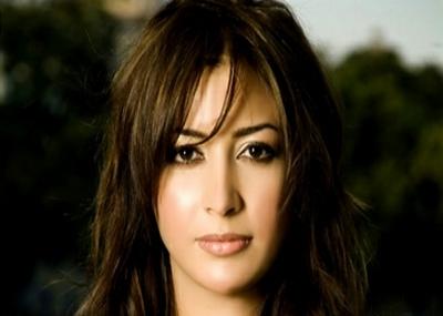 ولدت المغنية المغربية جنات