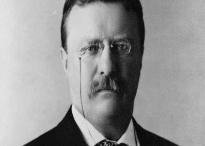 وفاة ثيودور روزفلت، رئيس الولايات المتحدة السادس والعشرون.