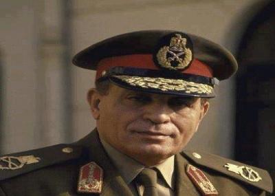 ولد وزير دفاع مصر المشير محمد عبد الحليم أبو غزالة