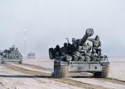 """حرب تحرير الكويت """"عملية عاصفة الصحراء"""""""