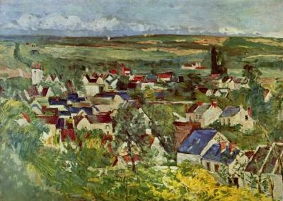 ولد الرسّام الفرنسي بول سيزان Cézanne Paul