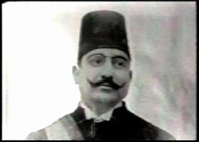 ولد الزعيم المصري محمد فريد