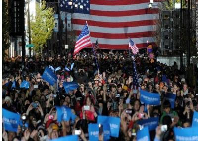 يوم القسم الرئاسي للرأيس المنتخب بالولايات المتحدة